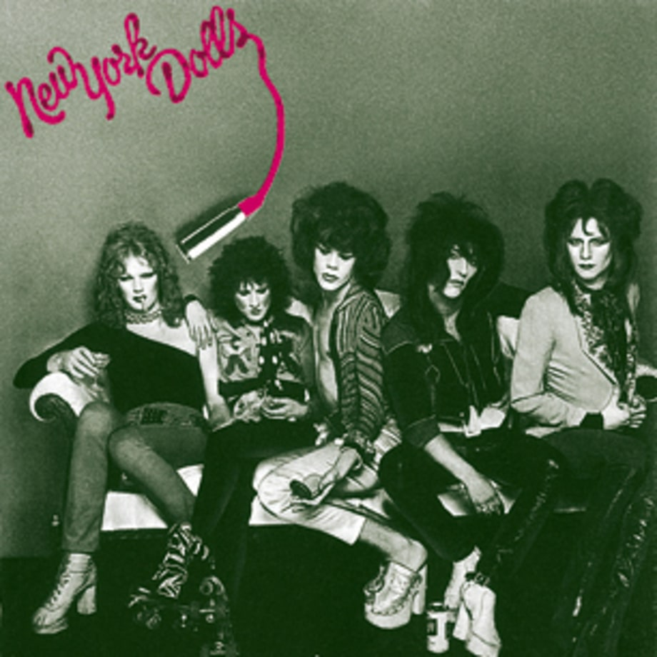 New York Dolls, 'New York Dolls'