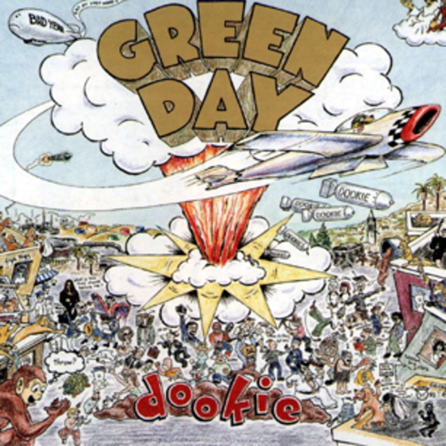 Green Day, 'Dookie'