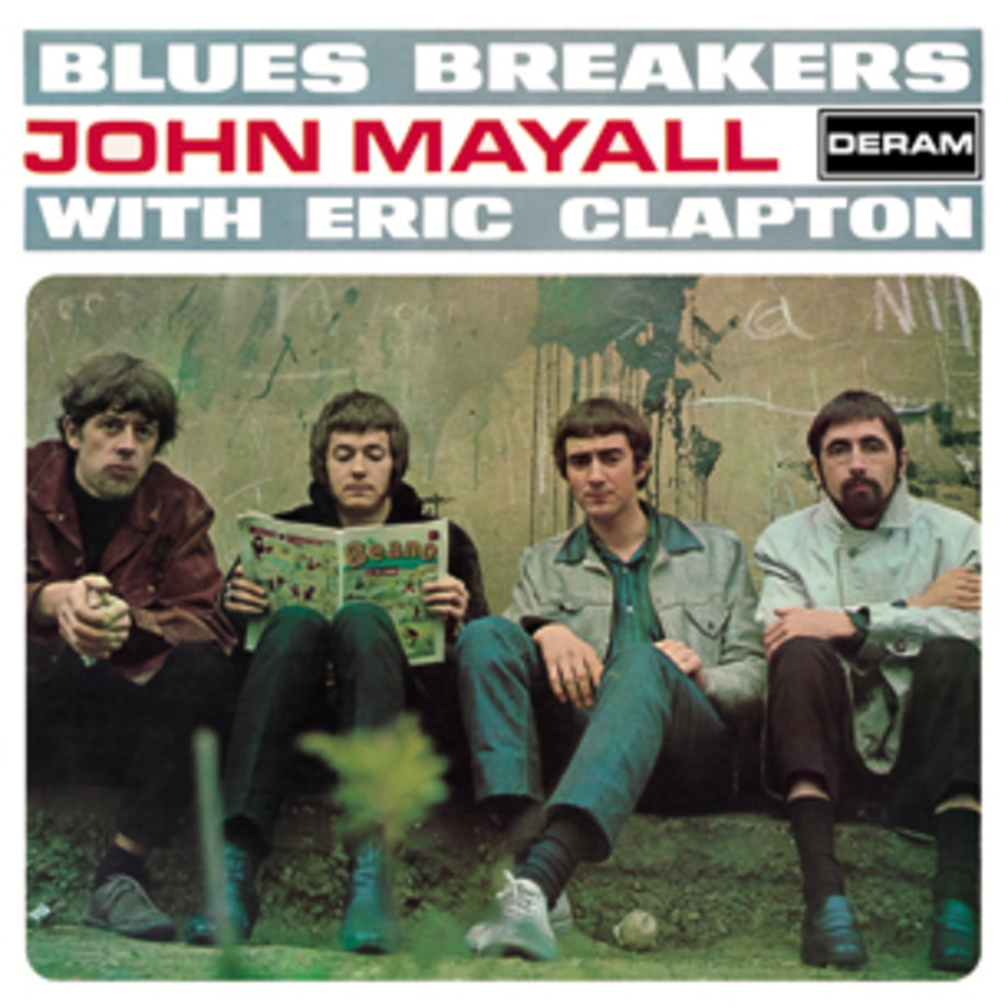 John Mayall With Eric Clapton, 'Blues Breakers'