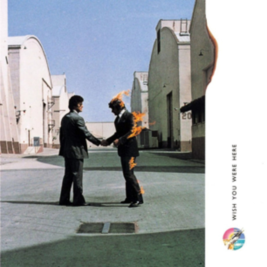 Pink Floyd, 'Wish You Were Here'