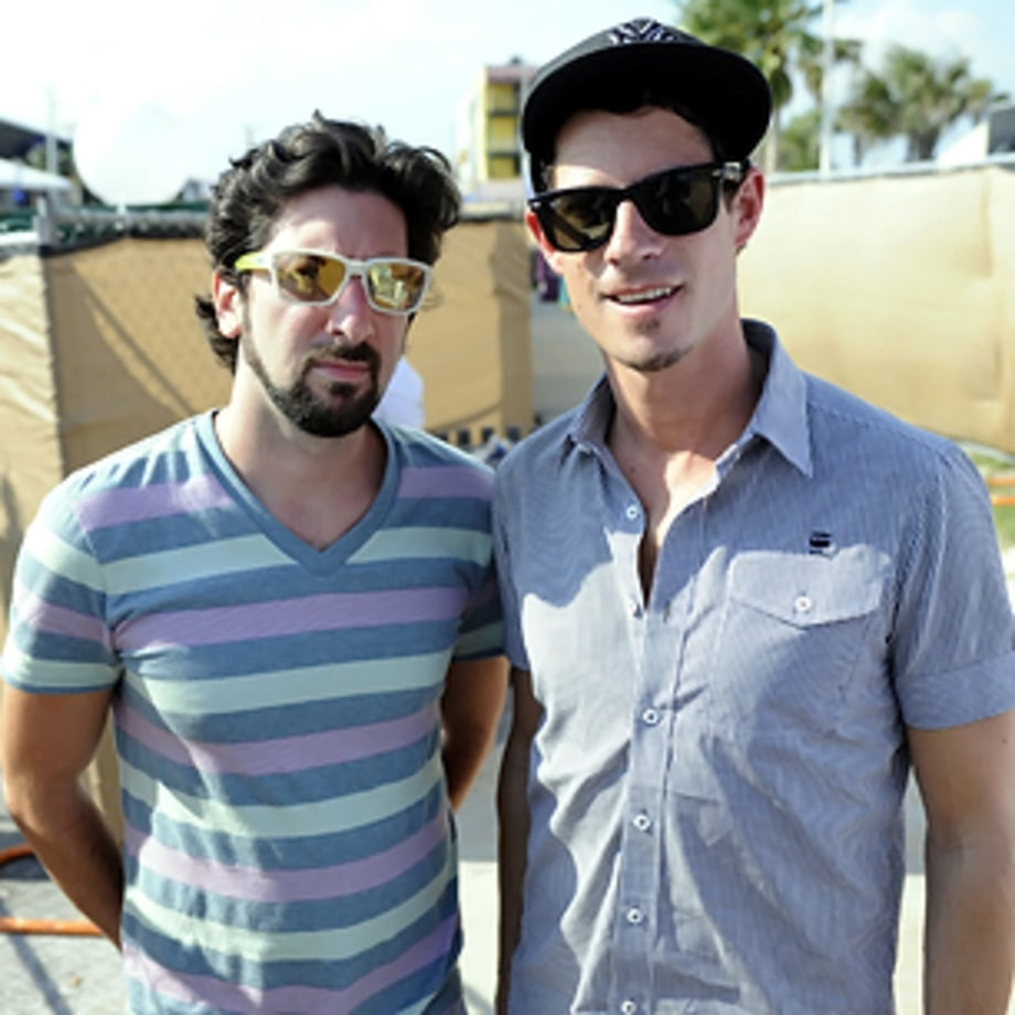 Big Gigantic (That Tent: Thursday, 11:30 p.m.)