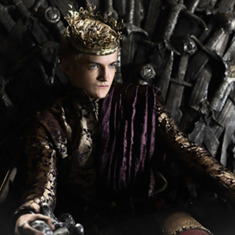 Joffrey Baratheon: The King on the Iron Throne