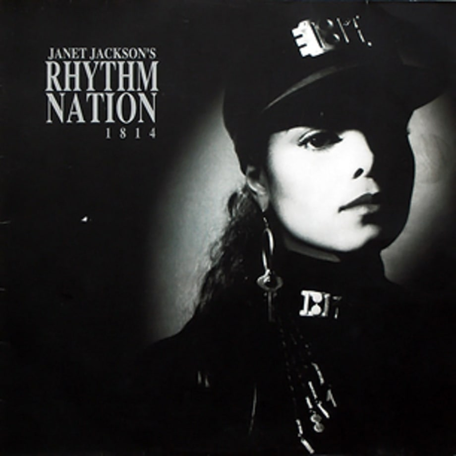 Janet Jackson, 'Rhythm Nation'