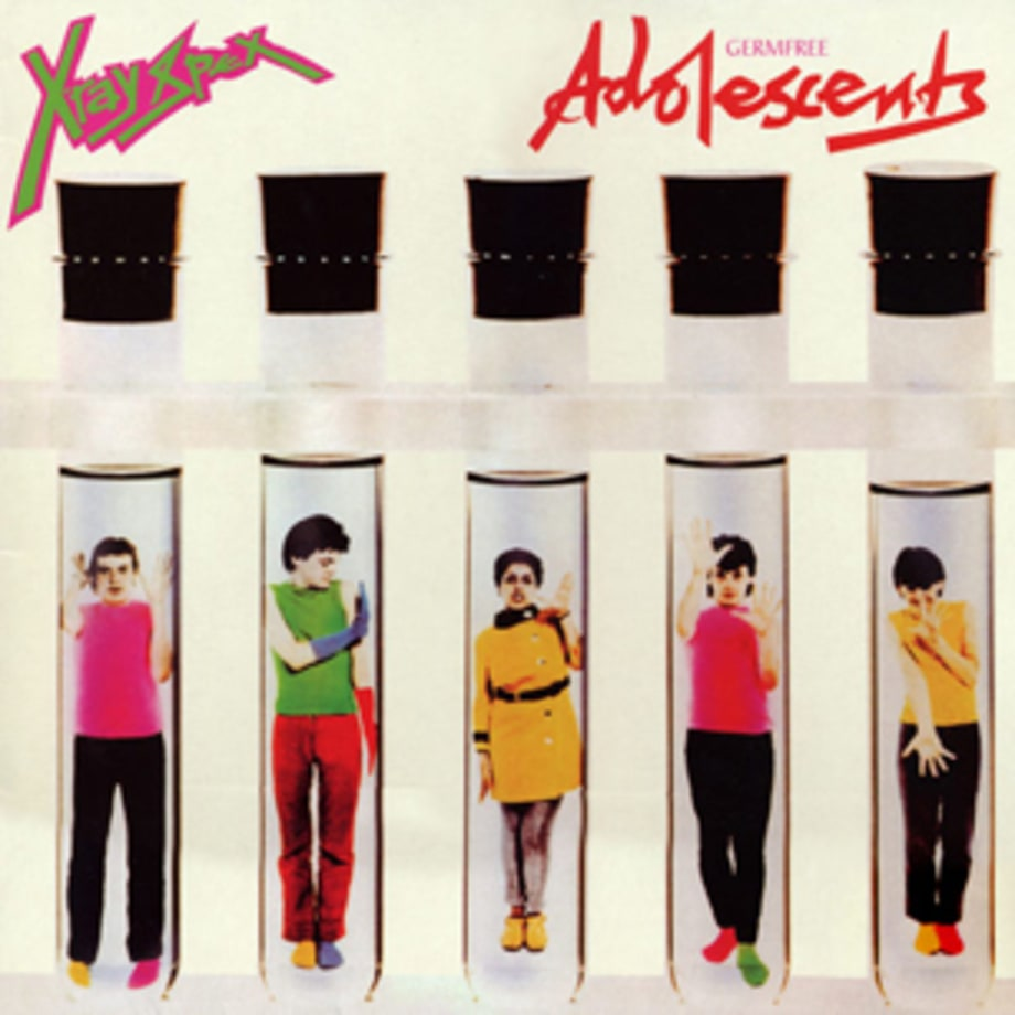 X-Ray Spex, 'Germ Free Adolescents'