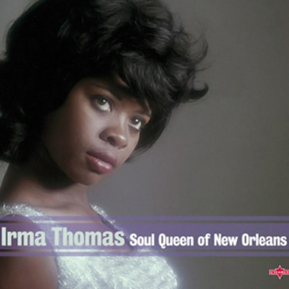Irma Thomas, 'Soul Queen of New Orleans'