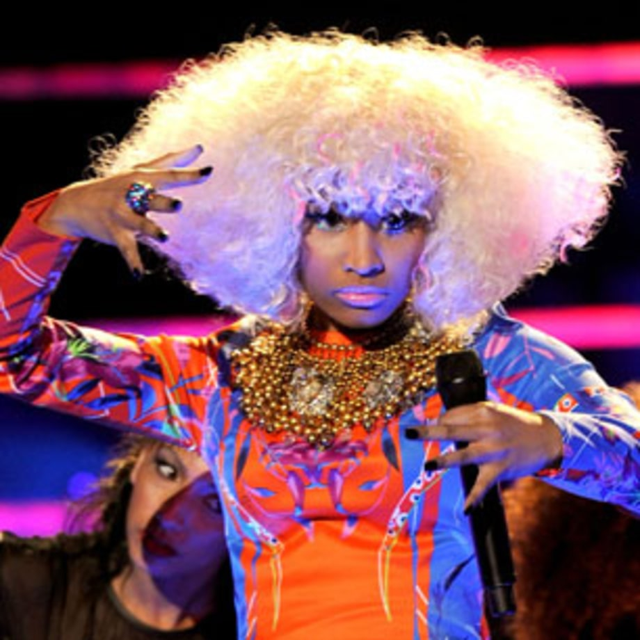2010 Nicki Minaj blows up
