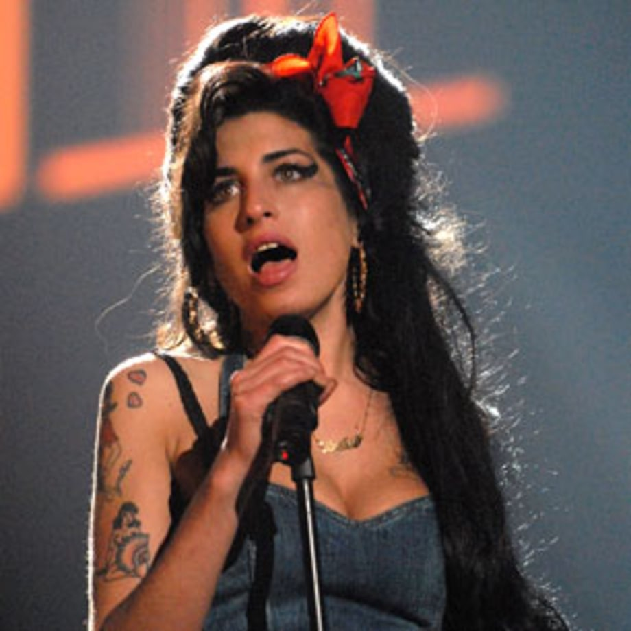 2007 Amy Winehouse says no, no, no