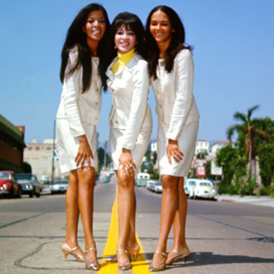 1964: The Ronettes Tour With Opening Act the Rolling Stones