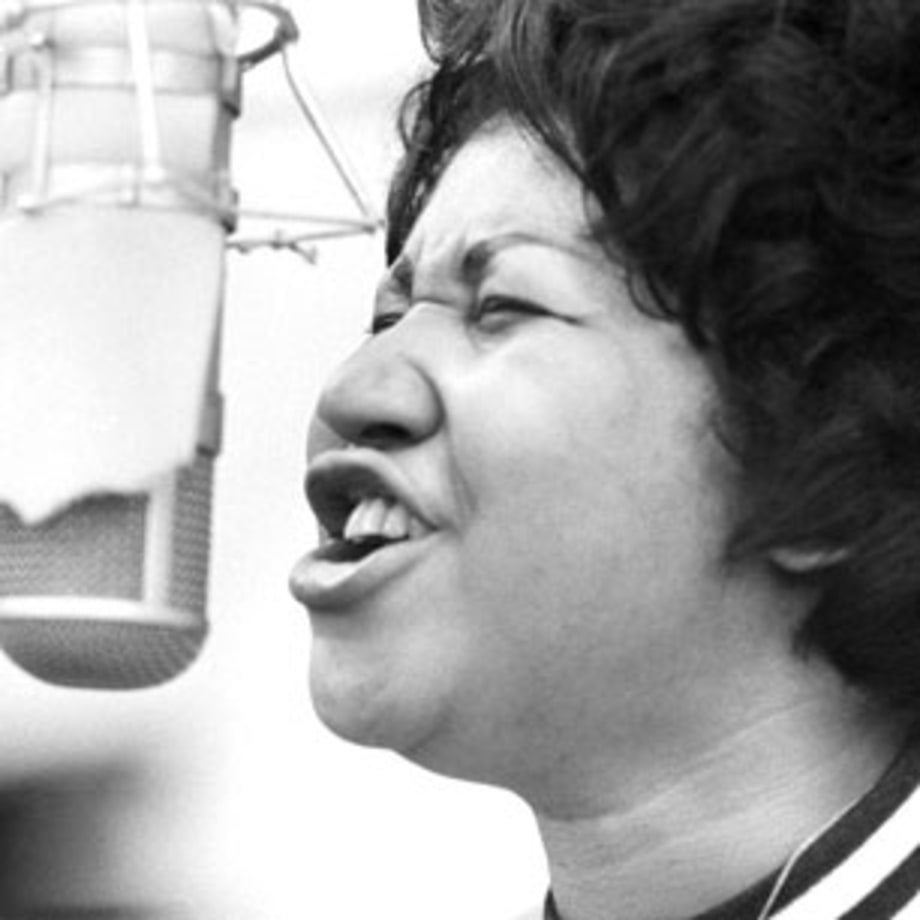 1966 Aretha goes to Muscle Shoals