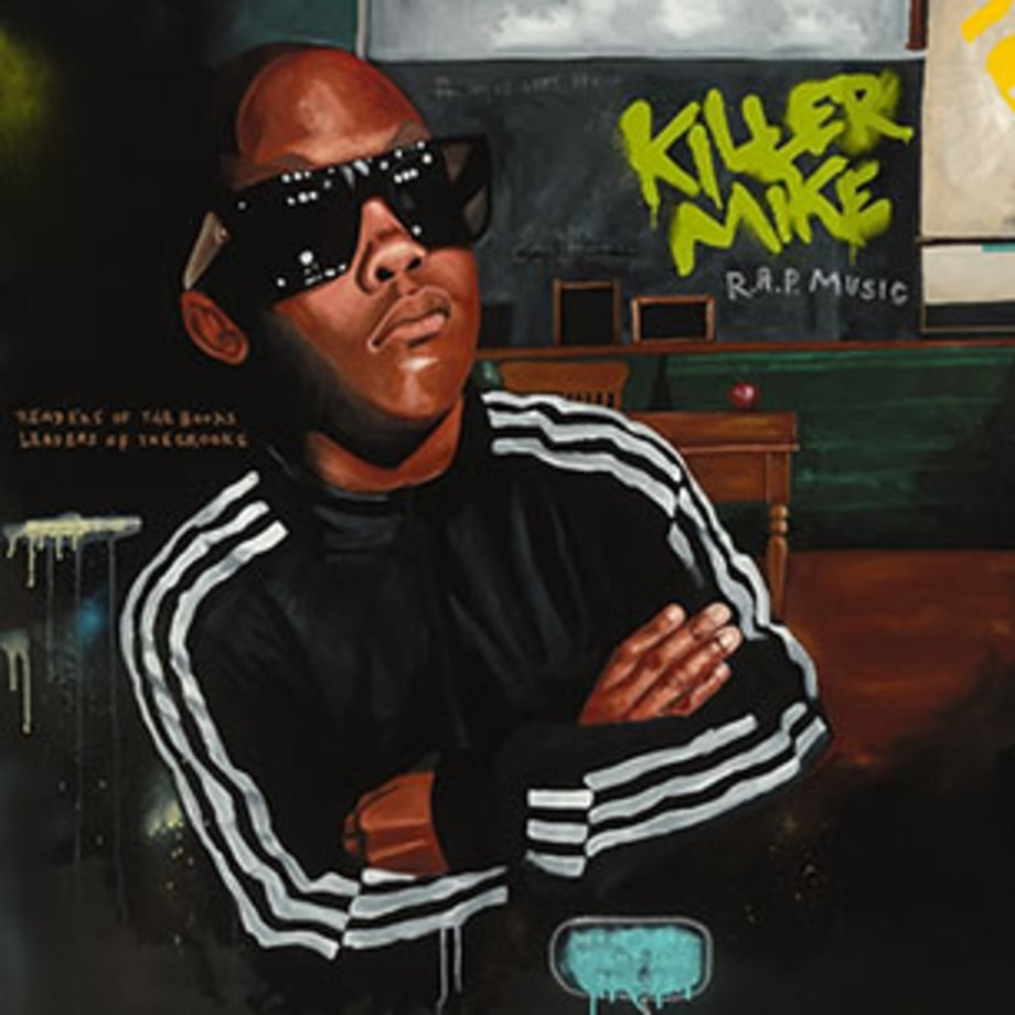 Killer Mike, 'R.A.P. Music'