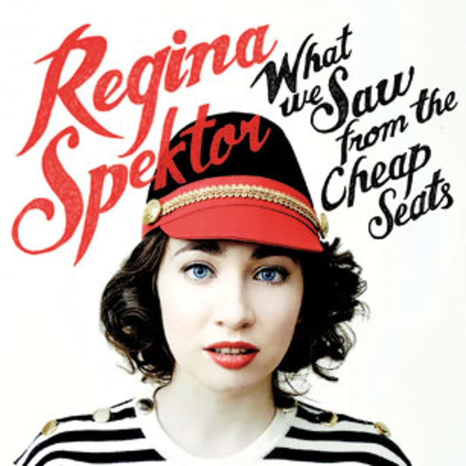 Regina Spektor, 'What We Saw From the Cheap Seats'