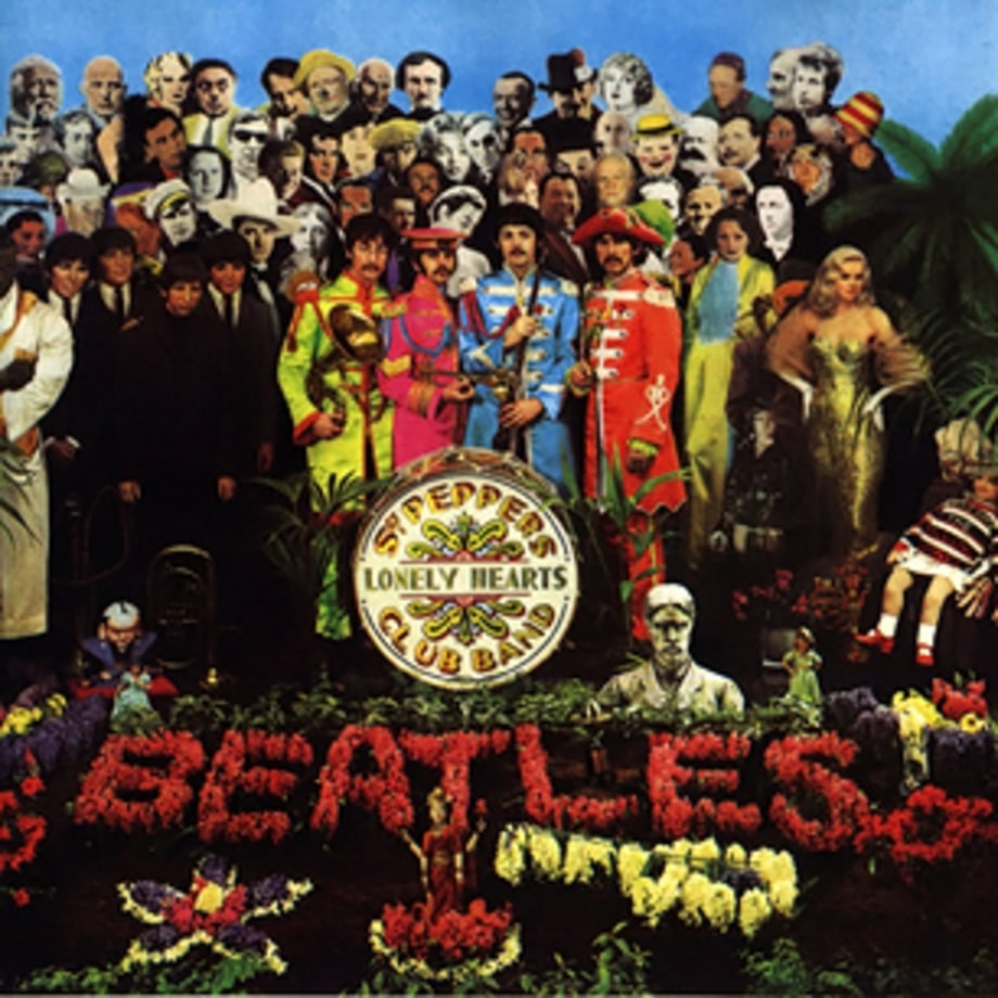 The Beatles, 'Sgt. Pepper's Lonely Hearts Club Band' (1967)