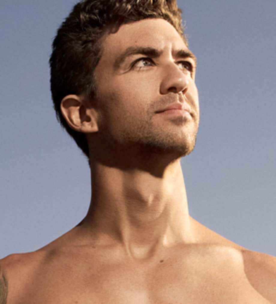 The Rebel Olympian: Swimmer Anthony Ervin