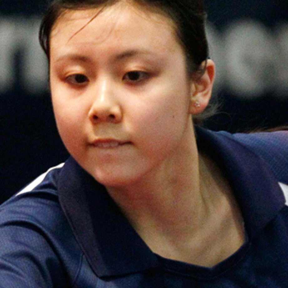 The Underdogs: Table Tennis Teammates Ariel Hsing and Timothy Wang