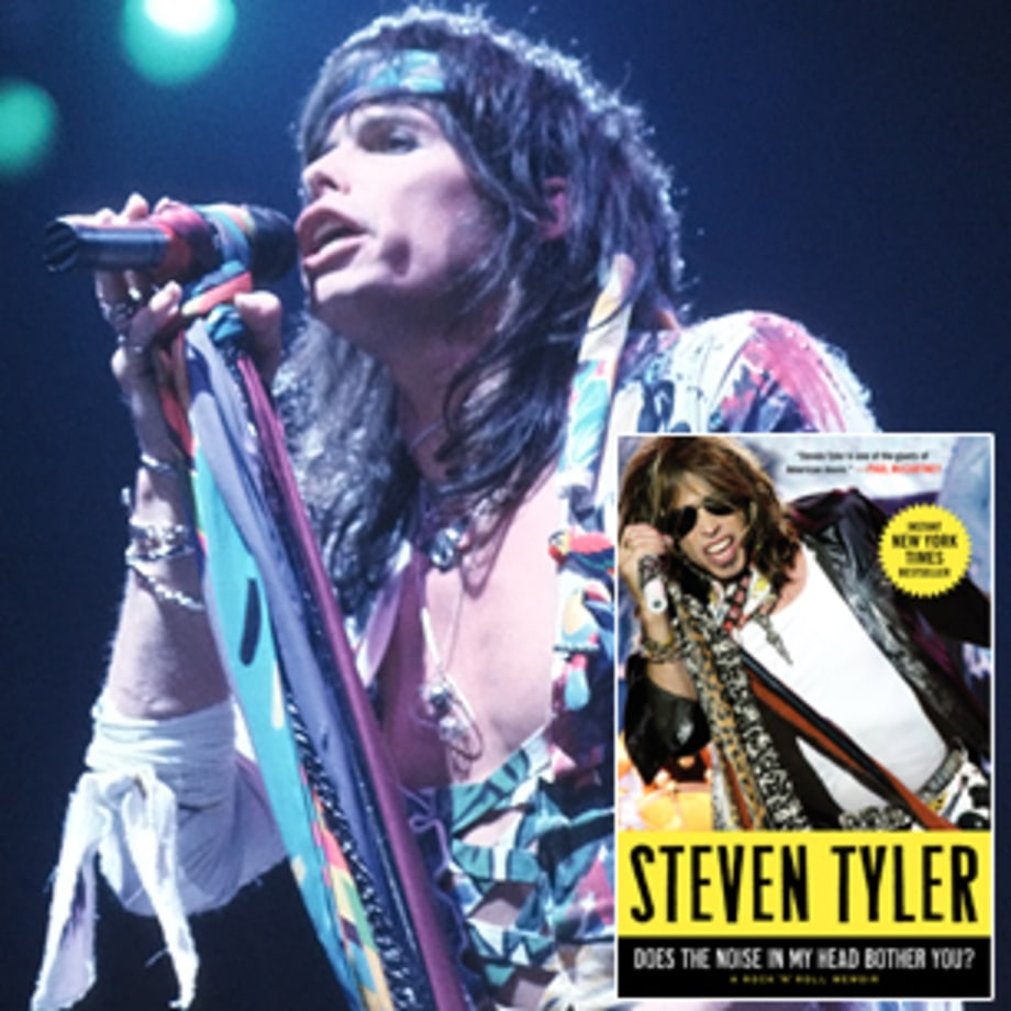 Steven Tyler: 'Does The Noise In My Head Bother You?' (2011)