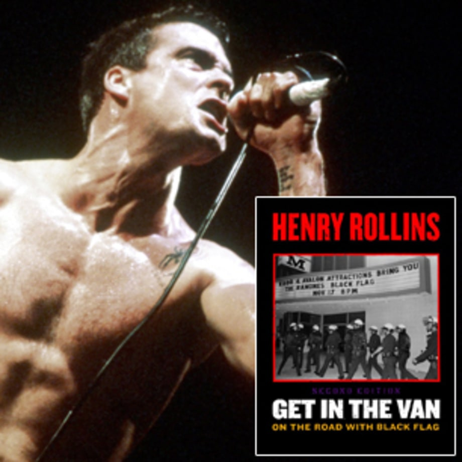 Henry Rollins: 'Get In The Van: On The Road With Black Flag' (1994)