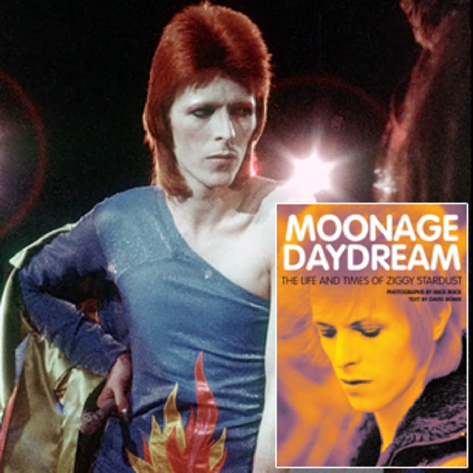 David Bowie: 'Moonage Daydream: The Life and Times of Ziggy Stardust' (2002)
