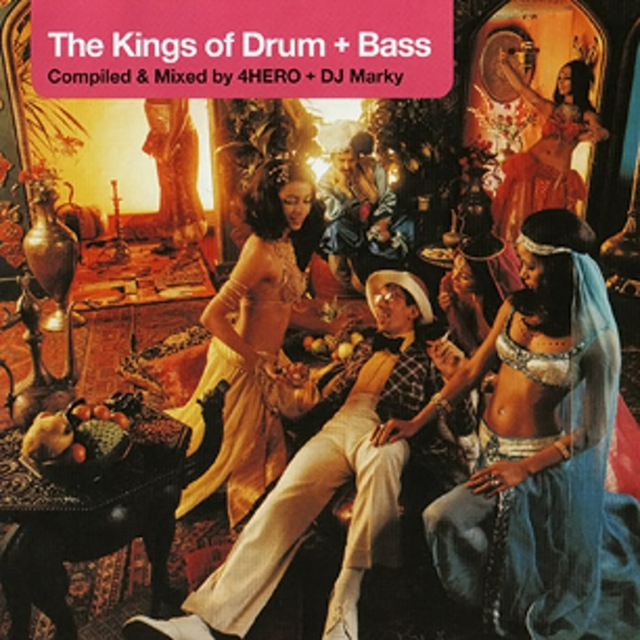 26. 4 Hero & DJ Marky, 'Kings of Drum + Bass' (BBE, 2010)