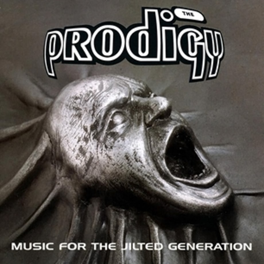 9. The Prodigy, 'Music for the Jilted Generation' (XL, 1994)