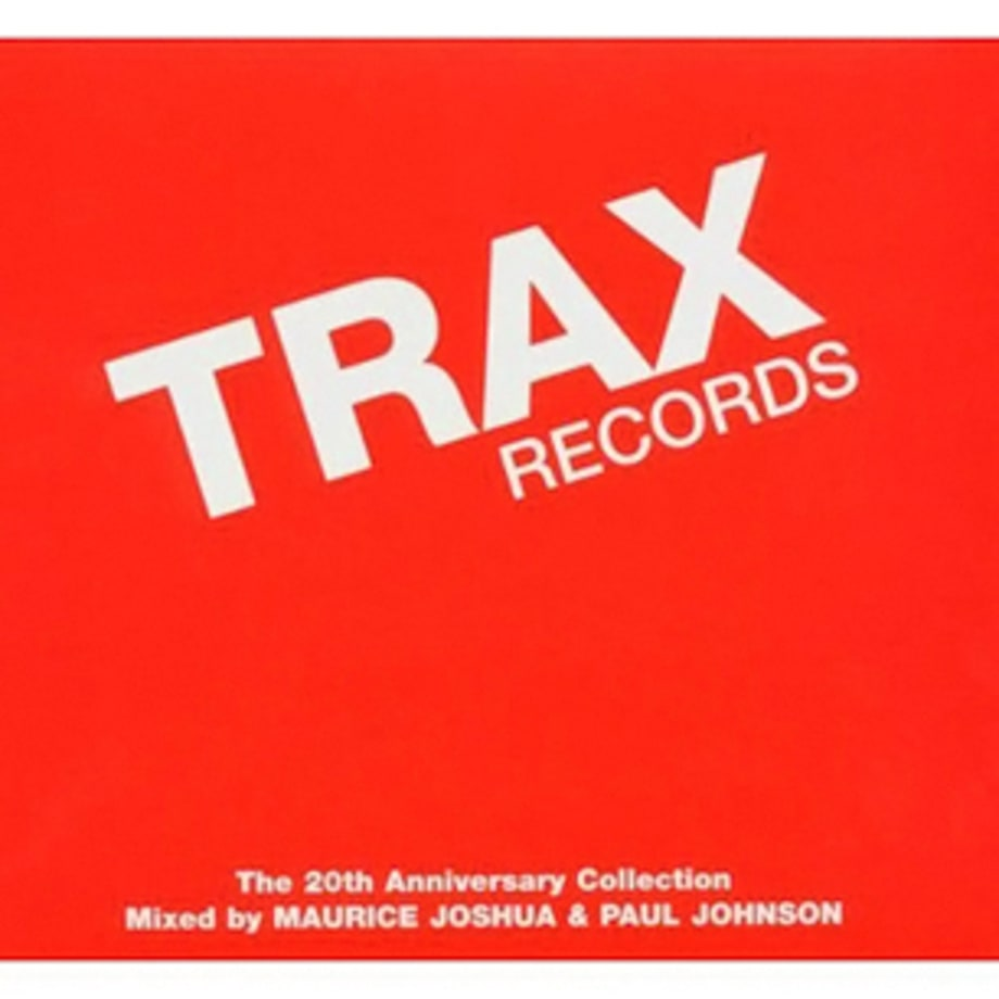 7. Various Artists, 'Trax Records: The 20th Anniversary Collection' (Casablanca Trax, 2004)