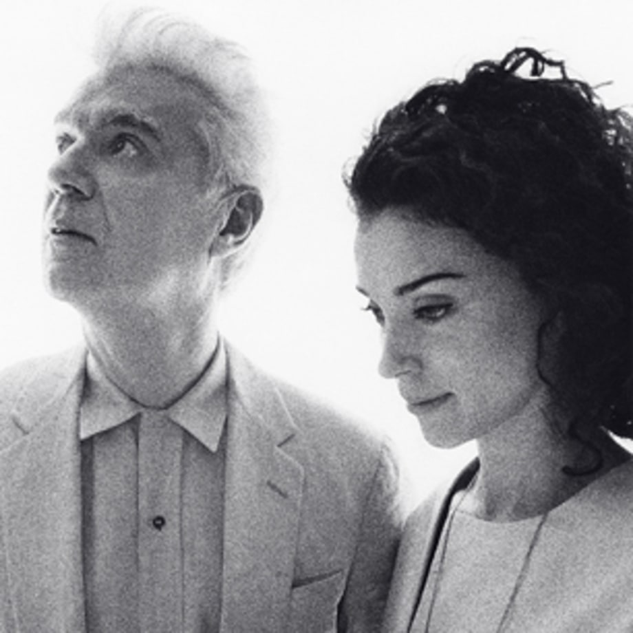 St. Vincent and David Byrne, 'Love This Giant' (9/11)