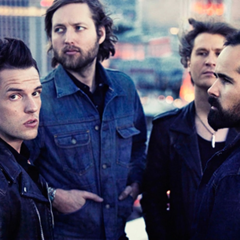 The Killers, 'Battle Born' (9/18)