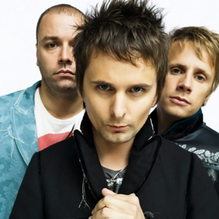Muse, 'The 2nd Law' (October TBD)