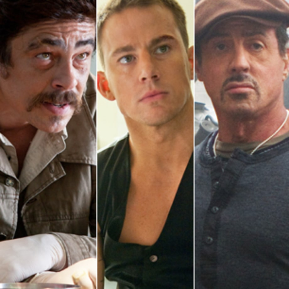 Honorable Mentions: 'Katy Perry: Part of Me,' 'Rock of Ages,' 'Savages,' 'The Expendables 2', 'Magic Mike'