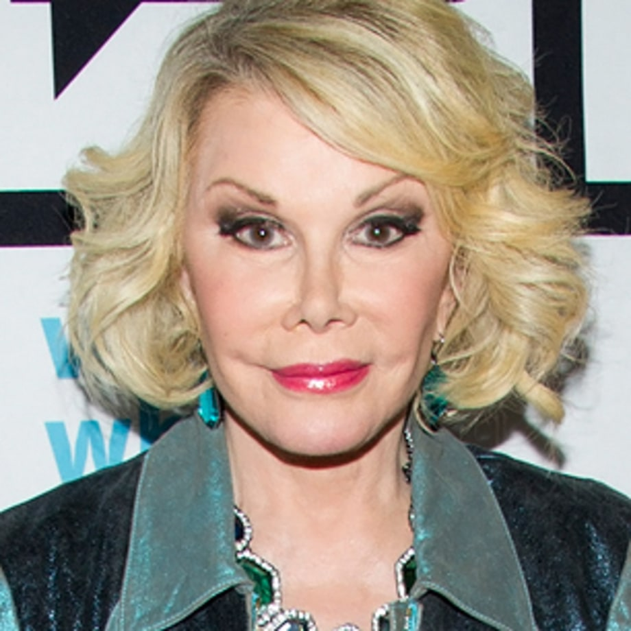Joan Rivers (@Joan_Rivers)