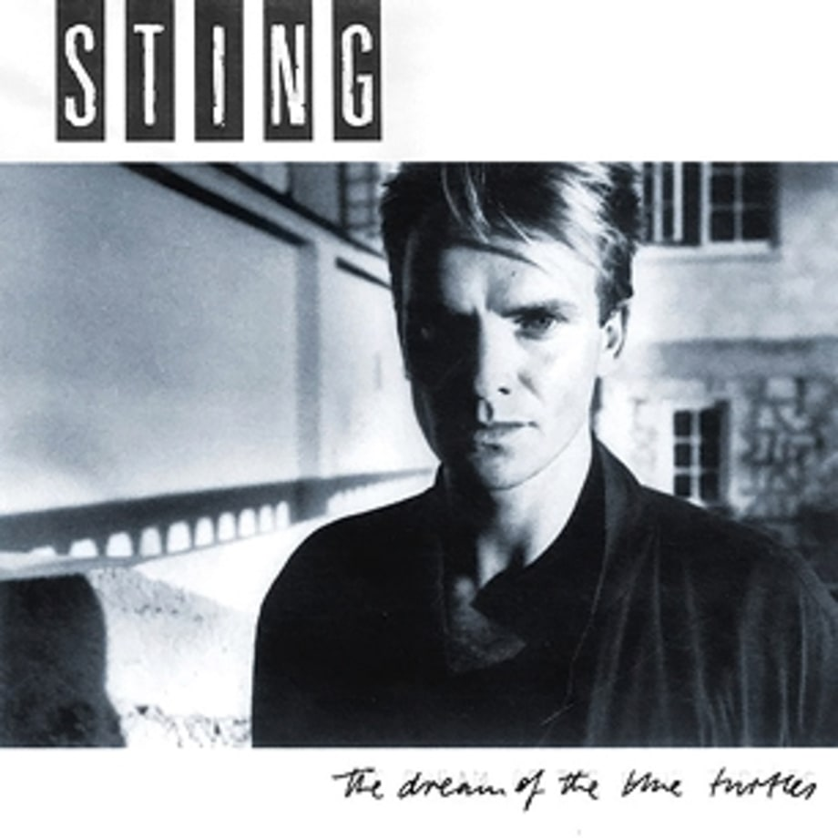 Sting, 'The Dream of the Blue Turtles' (1985)