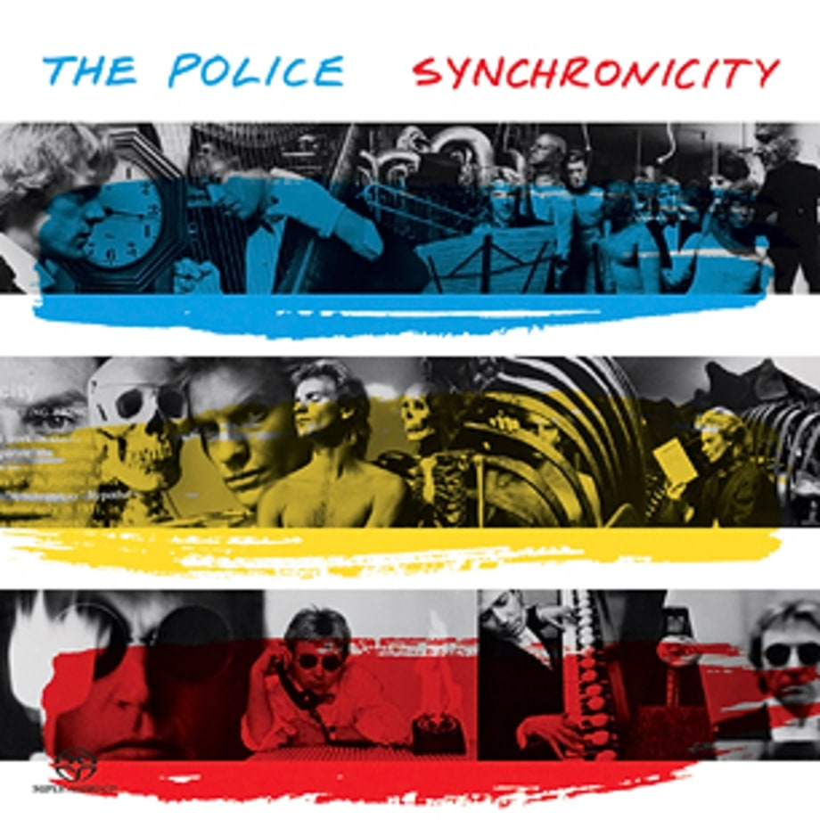 The Police, 'Synchronicity' (1983)