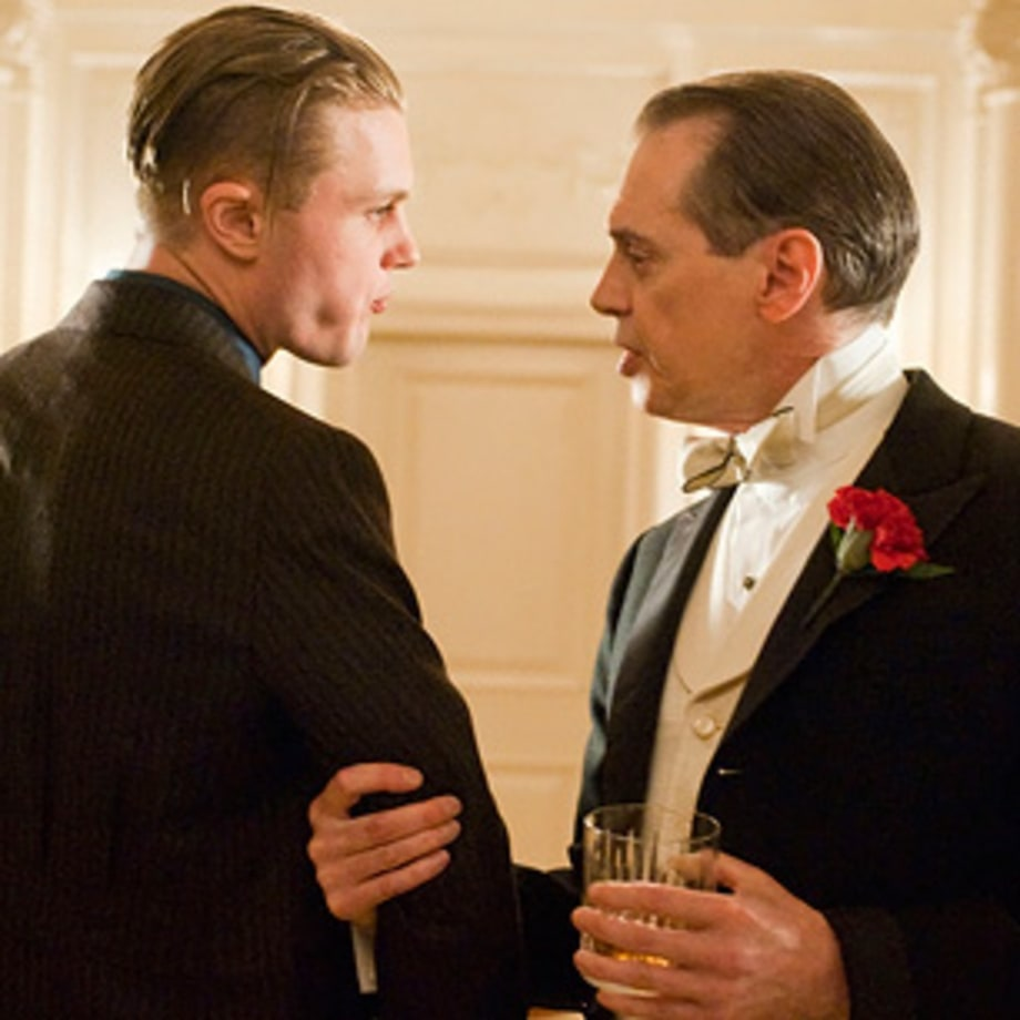 Nucky Kills Jimmy (Season Two, Episode 12)
