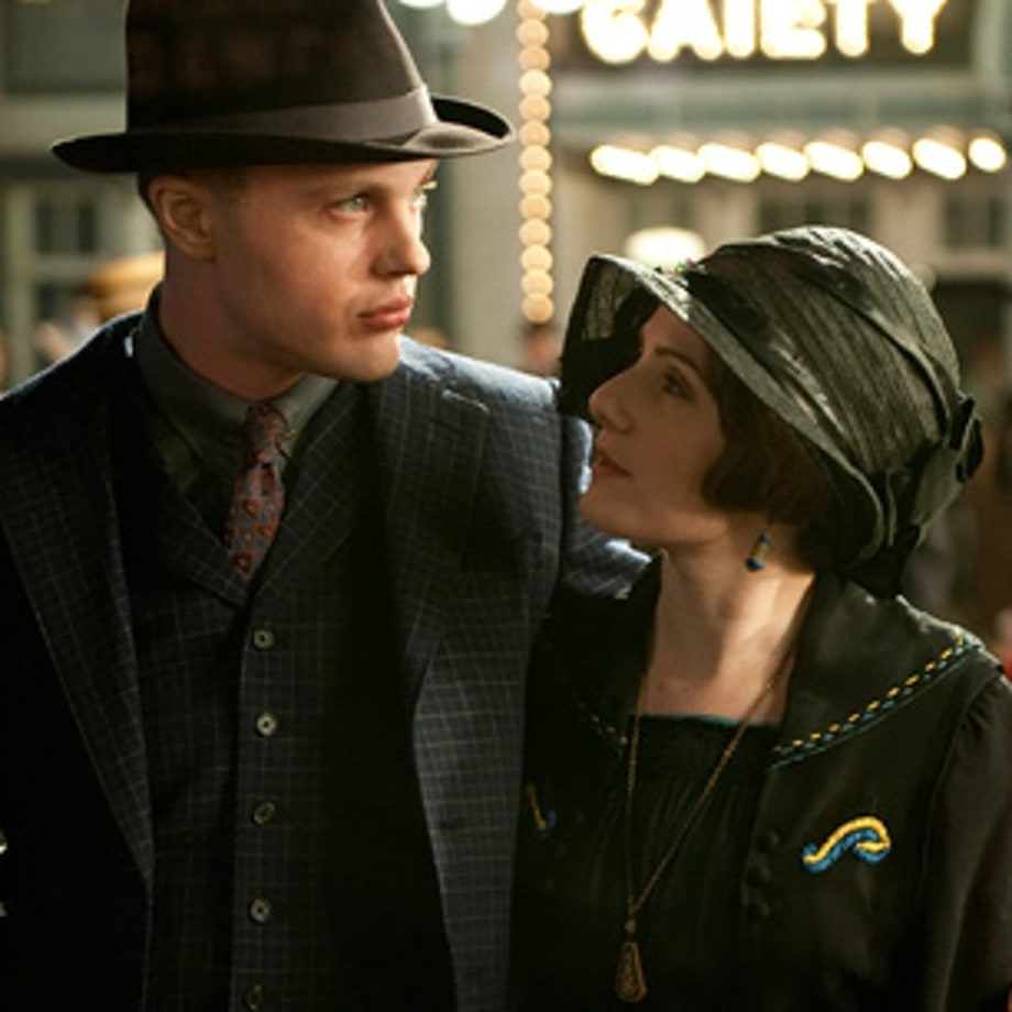Jimmy Darmody Has Sex With His Mother (Revealed in Season Two, Episode 11)