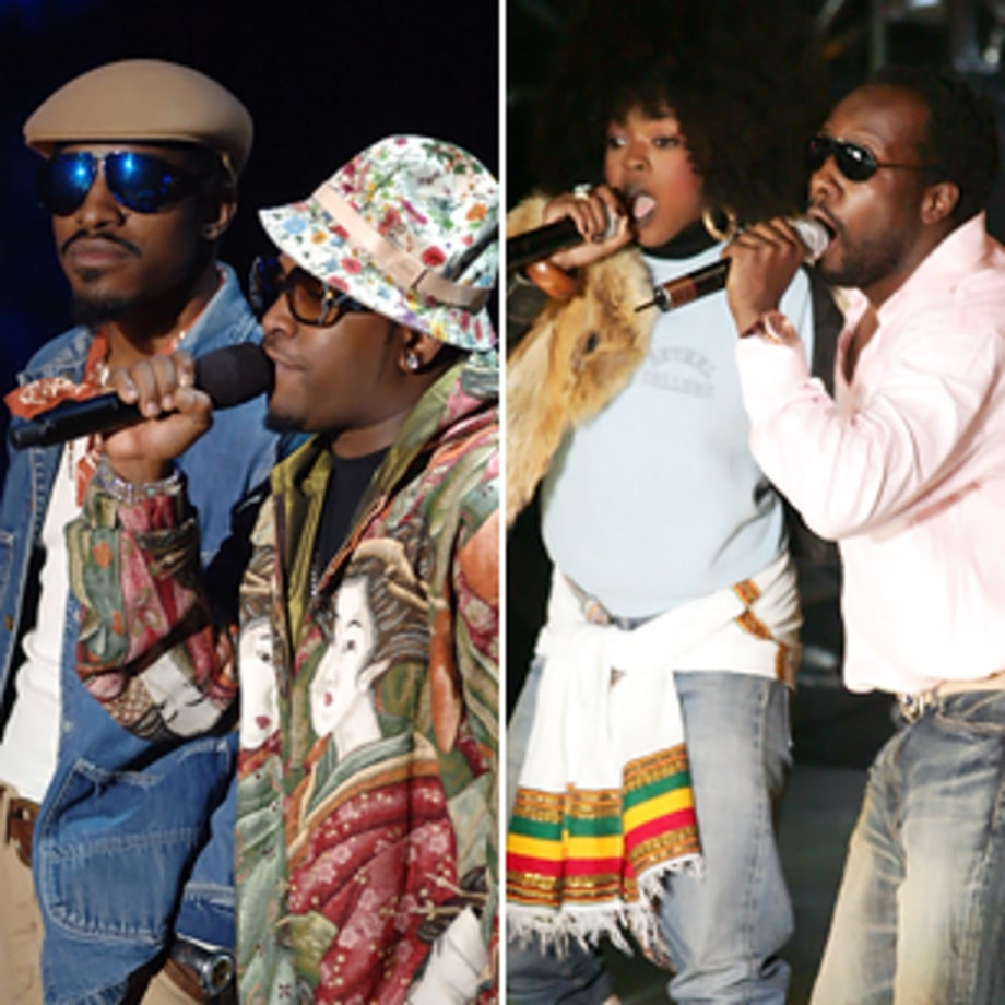 Outkast and Fugees