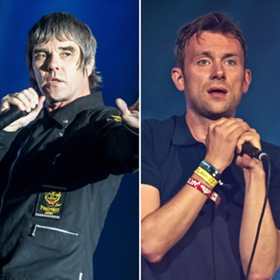 Stone Roses and Blur