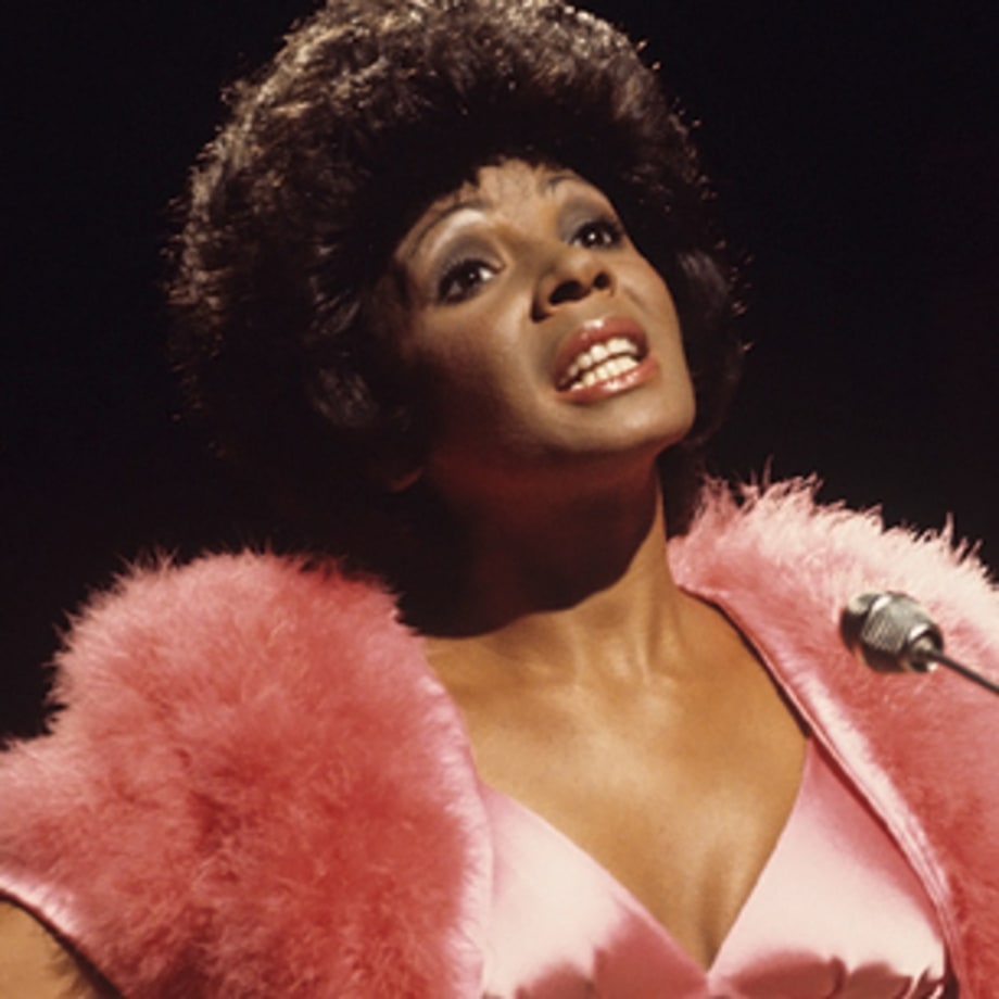 Shirley Bassey, 'Diamonds Are Forever' (1971)
