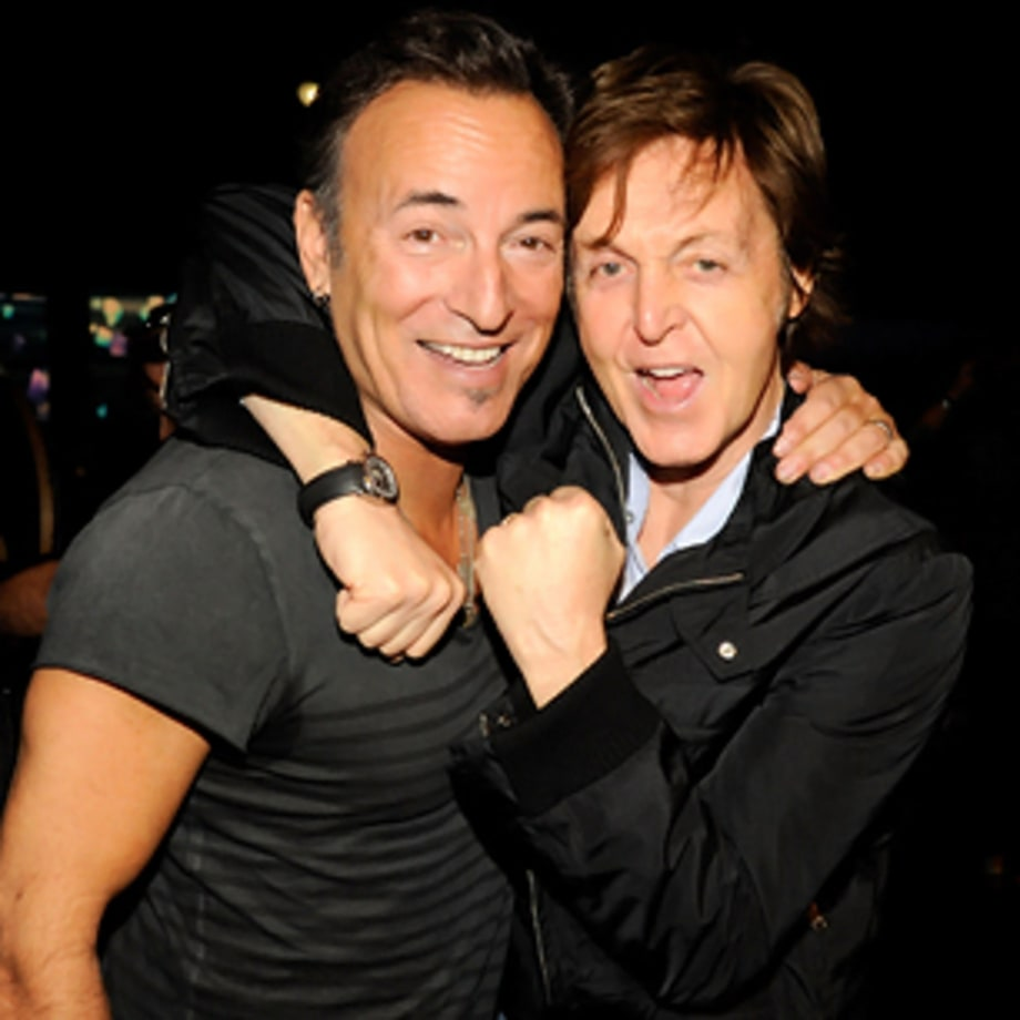 Paul McCartney, Bruce Springsteen and More