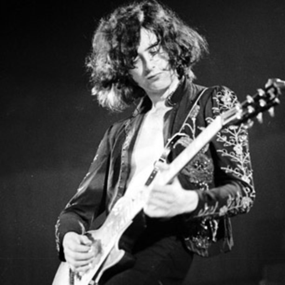 Jimmy Page Worshipped the Devil