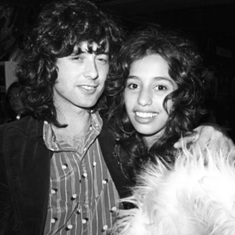 Jimmy Page Dated a 14-year-old Girl While He Was in Led Zeppelin