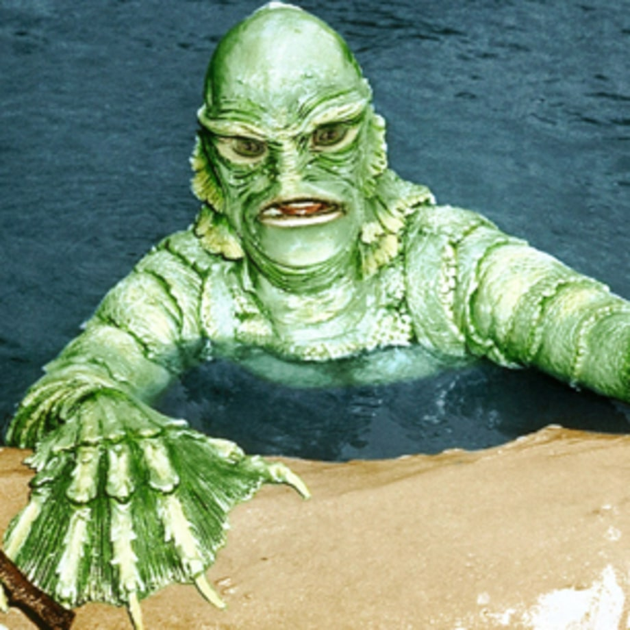 The Best: #10, 'Creature from the Black Lagoon'