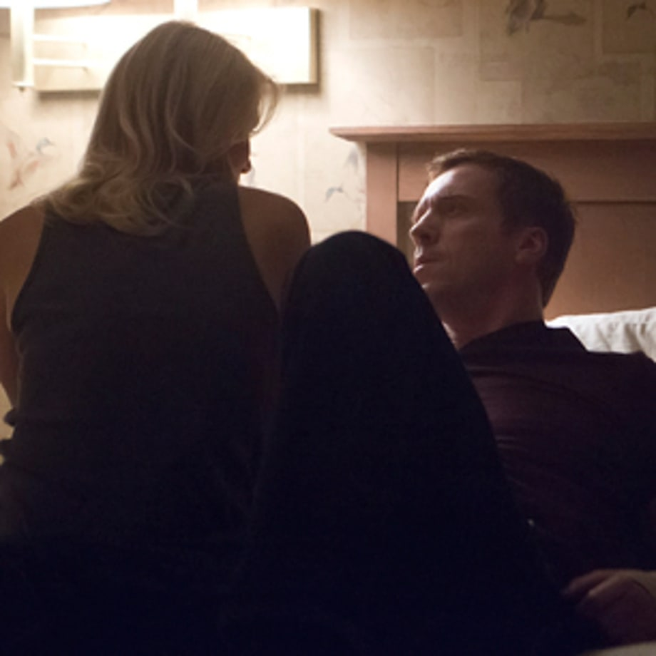 'Homeland': Carrie and Brody (Season 2, Episode 8)
