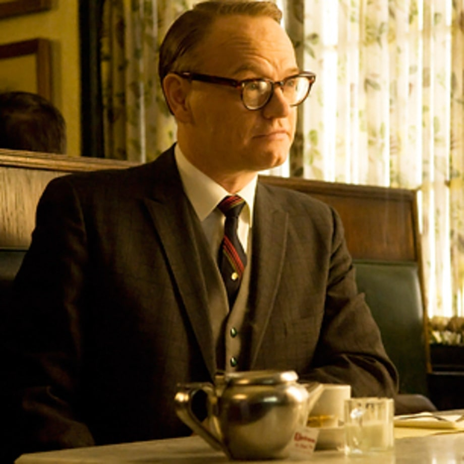 'Mad Men': Lane Pryce Resigns (Season Five, Episode 12)