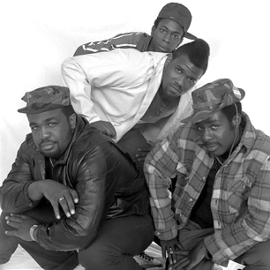 Afrika Bambaataa & the Soul Sonic Force, 'Planet Rock'