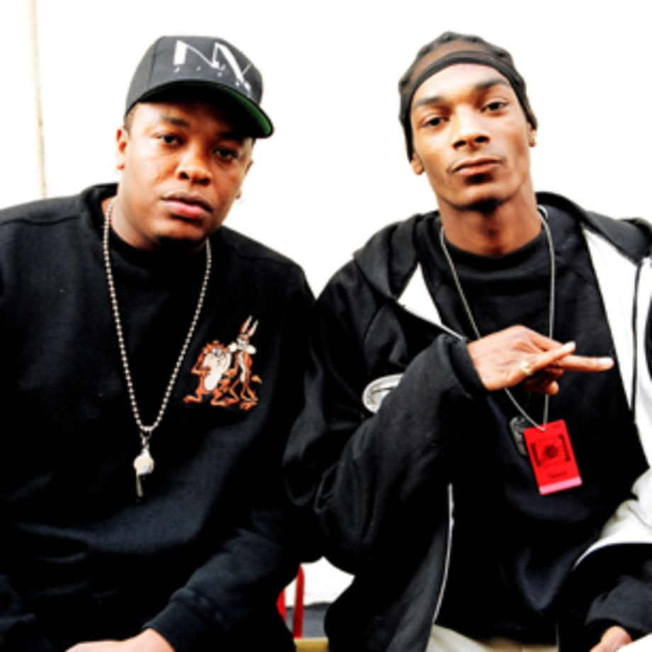 Dr. Dre feat. Snoop Doggy Dogg, 'Nuthin' But a 'G' Thang'