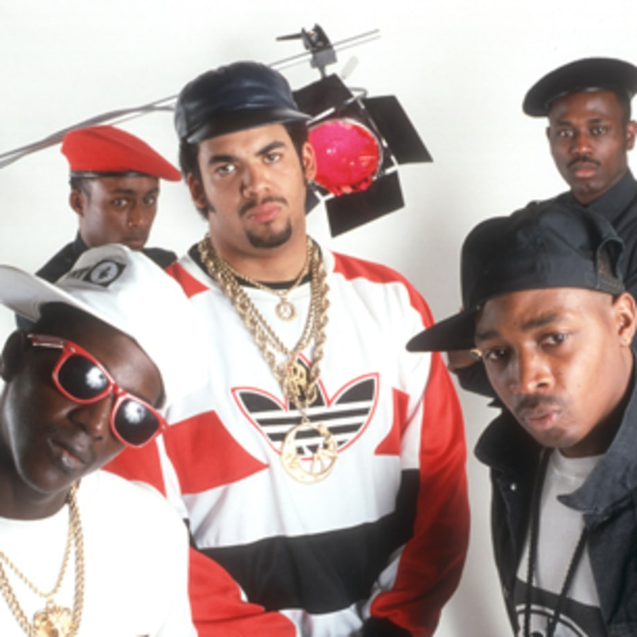 Public Enemy, 'Rebel Without a Pause'
