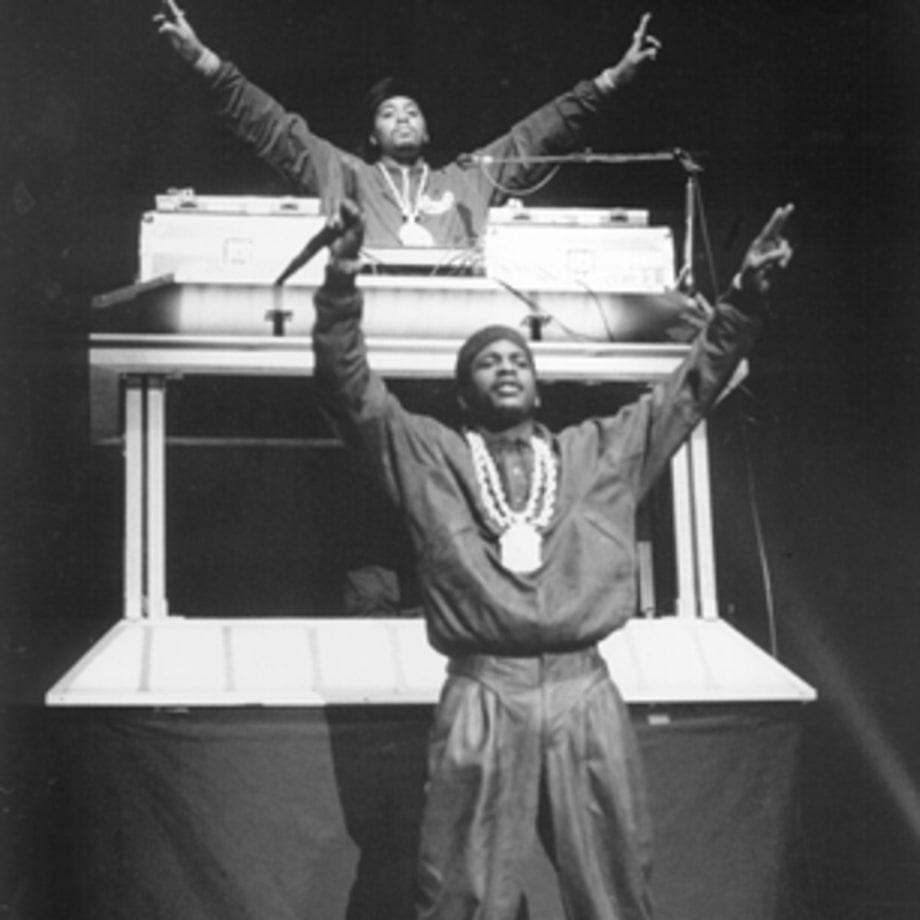 Eric B. and Rakim, 'I Know You Got Soul'