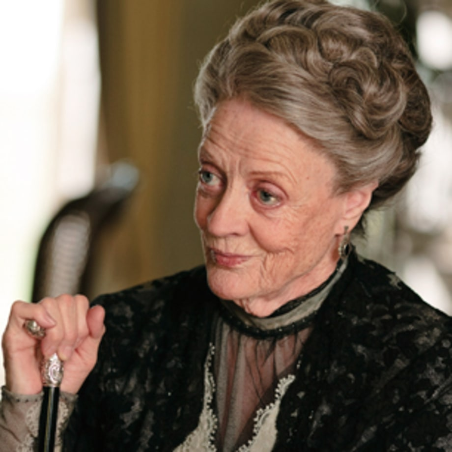 The Notorious 	Maggie Smith