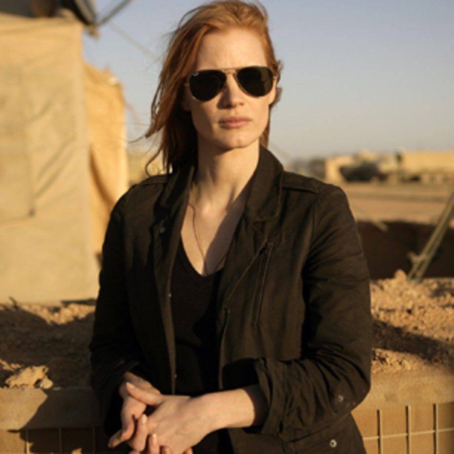 'Zero Dark Thirty'