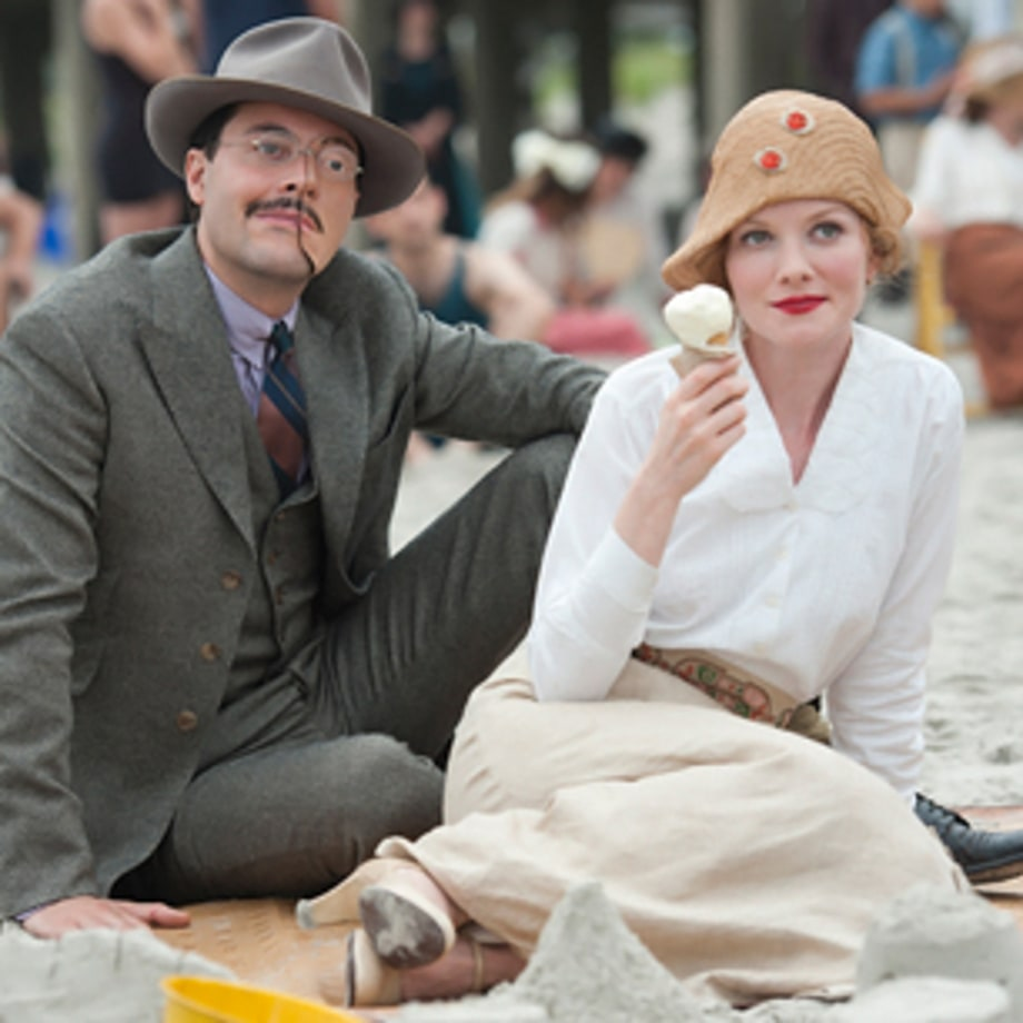 'Boardwalk Empire': Richard and Julia (Season 3, Episodes 9 and 10)