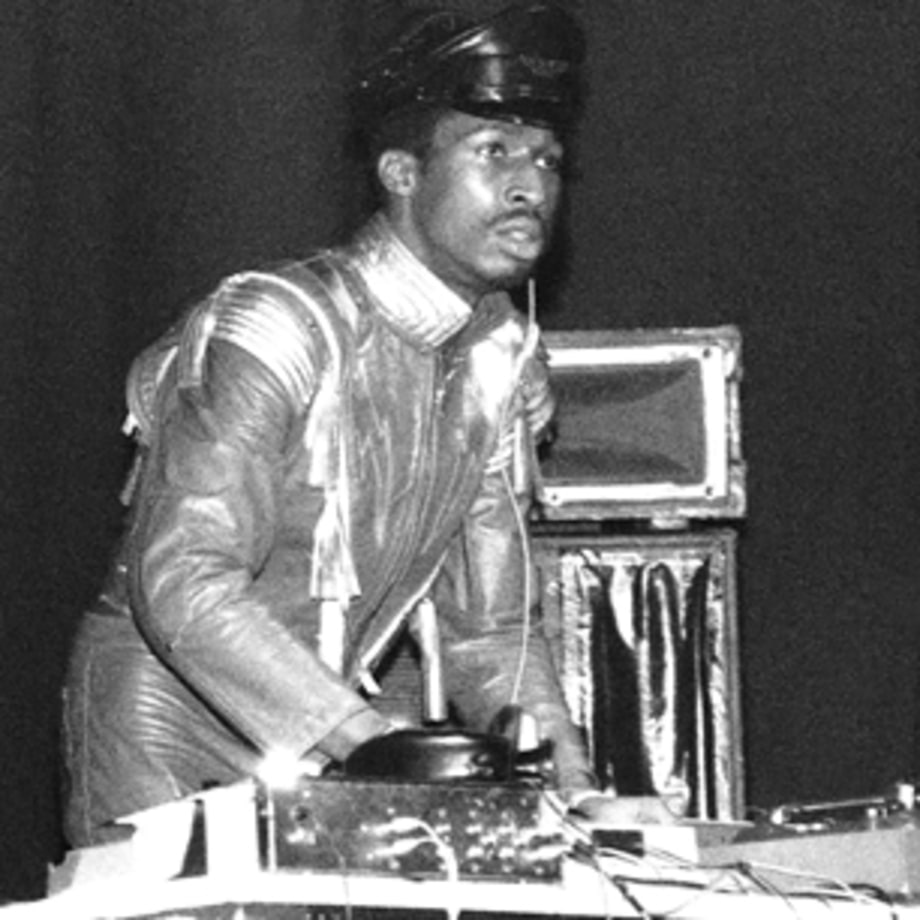 Grandmaster Flash and the Furious Five,